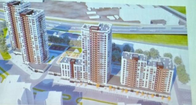 Минстрой утвердил проект нового квартала с высотками на месте ювелирного завода в Екатеринбурге