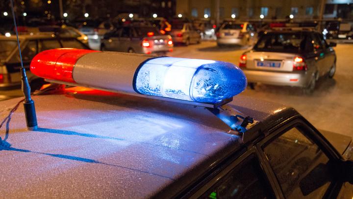 Уфимские дорожные патрульные спасли жизнь задыхающегося двухлетнего мальчика
