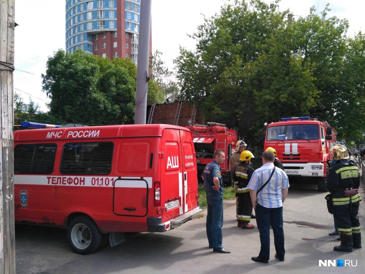 Термопластиковую разметку нанесут наотремонтированные дороги вНижнем Новгороде