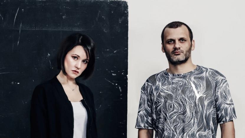 Дуэт «АИГЕЛ» — это Илья Барамия и Айгель Гайсина