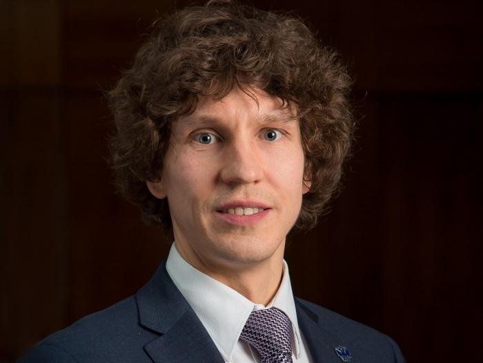 Сергей Звонарев, директор Школы магистратуры Уральского гуманитарного института УрФУ