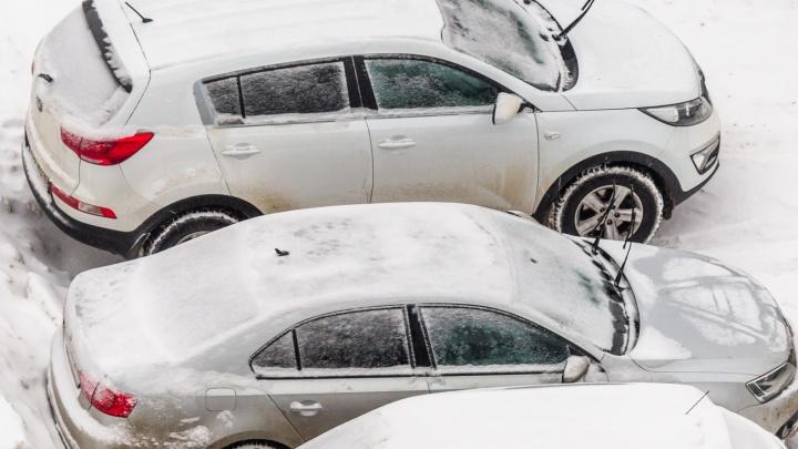 До 50 тысяч рублей: новые штрафы за парковку на газонах будут действовать во всей Самарской области
