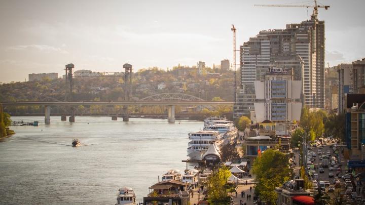 Солнце и ветер: какая погода ожидает ростовчан в ближайшие три дня