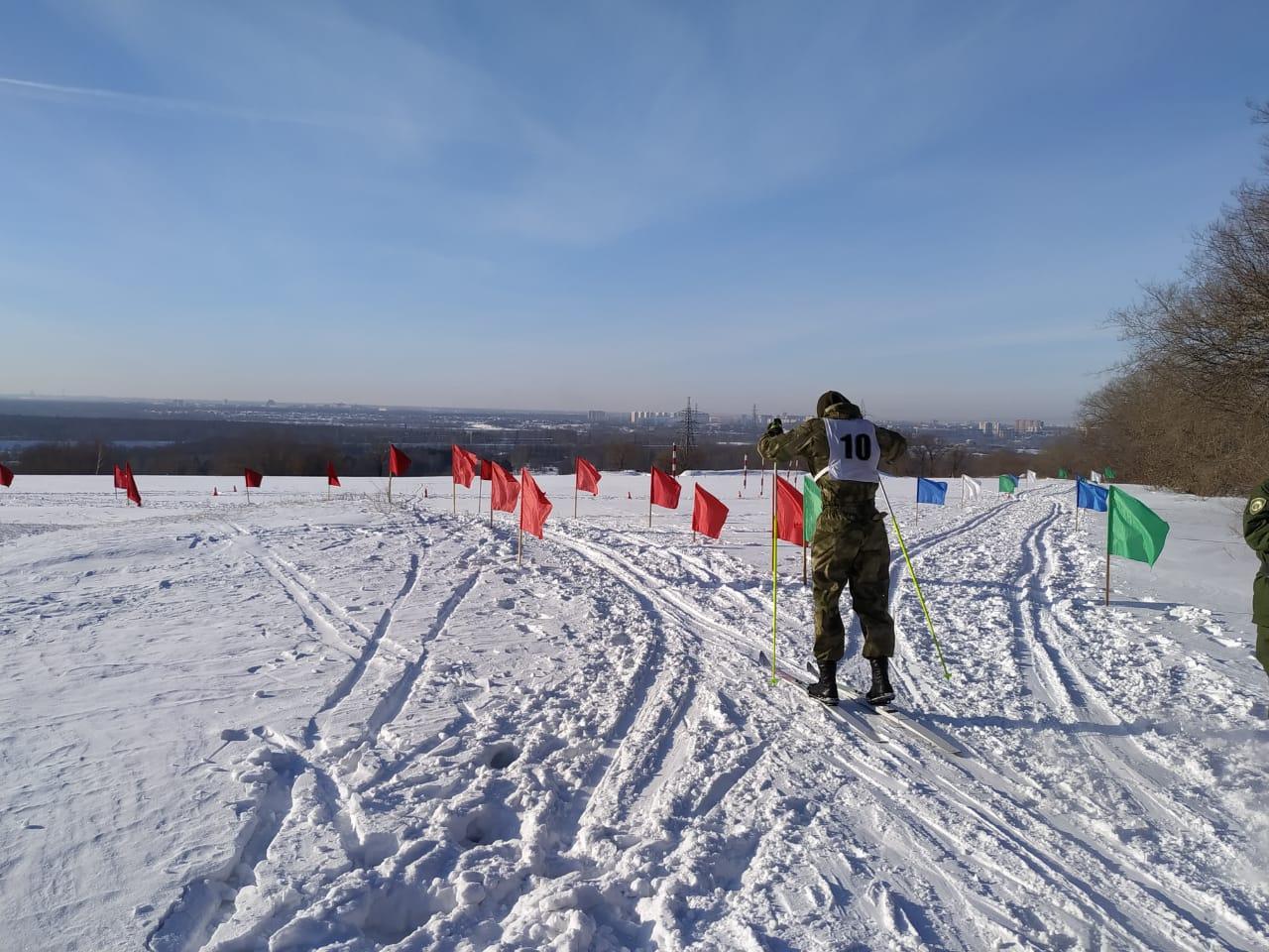 Лыжные забеги курсантов в поддержку сборной также пройдут в Санкт-Петербурге, Саратове и Перми