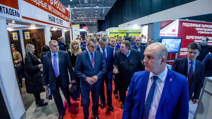 «Сибирская строительная неделя» объединит специалистов со всей Евразии