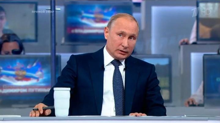 «Разочарование от просмотра»: вопросы красноярцев на прямой линии с президентом проигнорировали