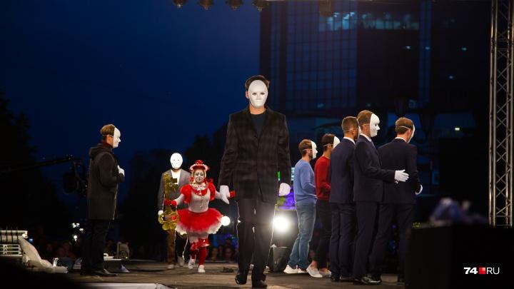 Стильно и вызывающе: челябинцам показали тренды осени на «Параде мод»