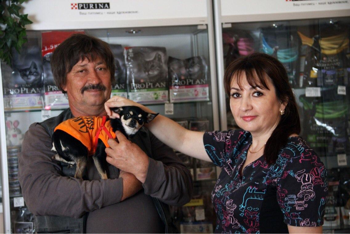 Светлана Васильченко в клинике