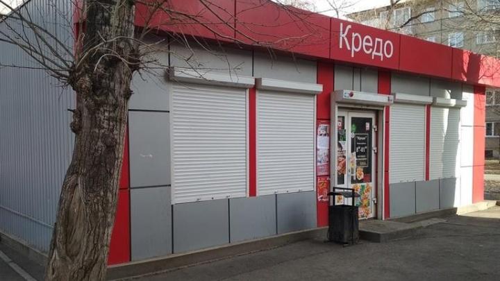 В Свердловском районе сносят павильоны, где незаконно торгуют алкоголем
