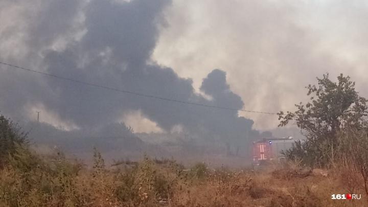 Без изменений: в Ростове сохраняется риск возникновения пожаров