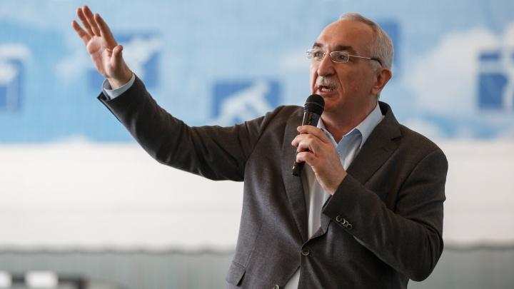 Рохуса Шоха позвали в советники президента Российского футбольного союза