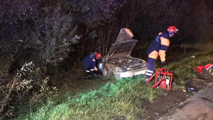 Водитель Nexia, которого «догнал»Range Rover на Кольцовском тракте, умер в больнице