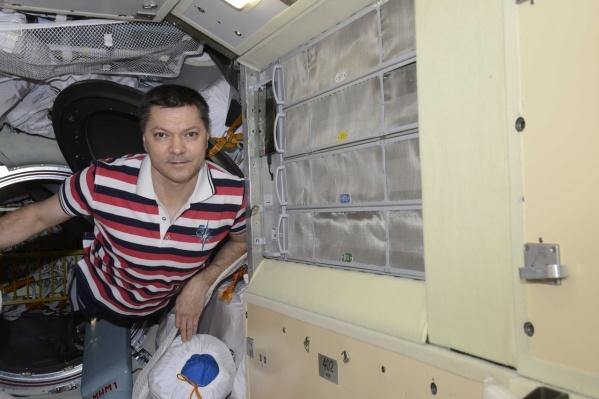 Командир МКС поделился фотографией с космической станции