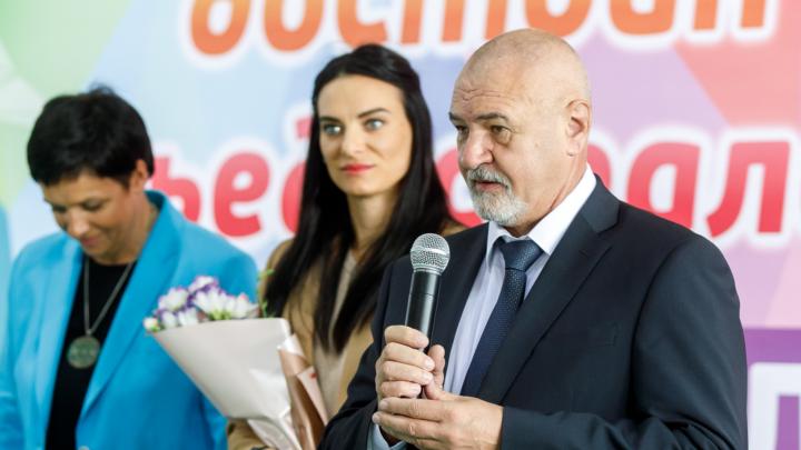 Ректором ВГАФК выбрали Виктора Якимовича