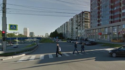 Чёрный «Мерседес» сбил 11-летнего мальчика на Ипподромской и скрылся
