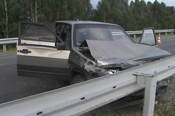 В Шадринске в аварии погибла 32-летняя женщина