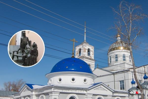 Вознесенский собор — одно из мест, где хотят установить скульптуру
