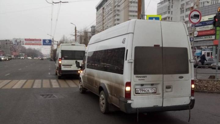 Водитель был под кайфом: в аварии с двумя маршрутками пострадала пассажирка