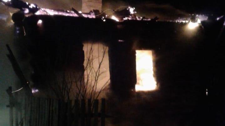 В Башкирии из-за неисправной печи в пожаре погибла женщина