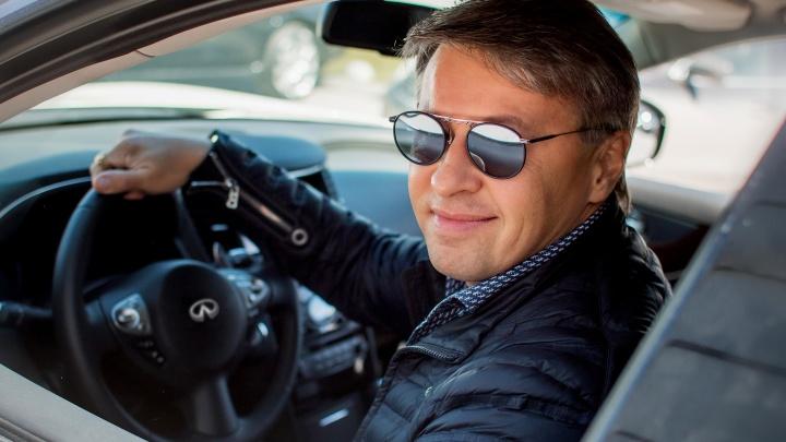 «От них поддержка — 24 часа в сутки»: Сергей Исаев рассказал, какому центру доверяет автомобиль
