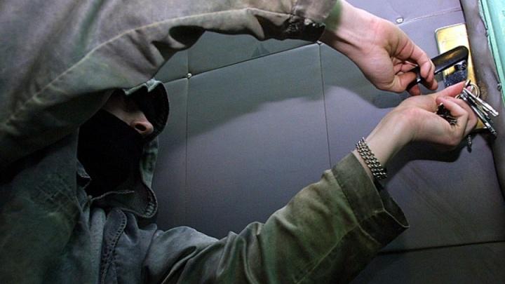 Преступники орудуют в нескольких районах города