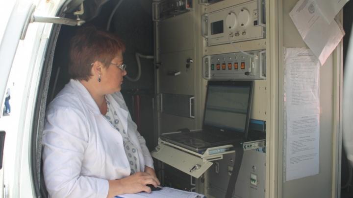 Замерят воздух: для Самарской области купят новую эколабораторию