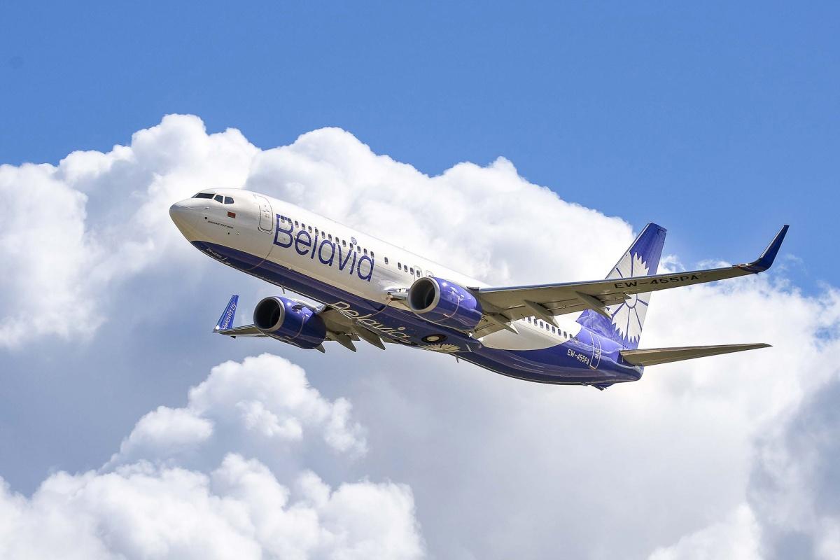 Регулярные рейсы вМинск останутся врасписании Стригино