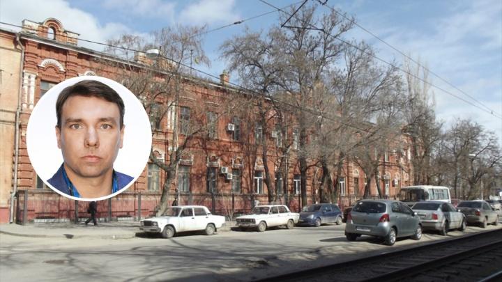 В Волгограде доцента опорного вуза заподозрили в получении взятки