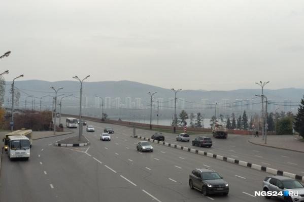 Красноярск регулярно накрывает выбросами