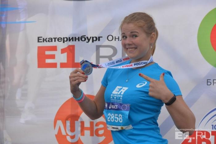 Так выглядели медали в прошлом году