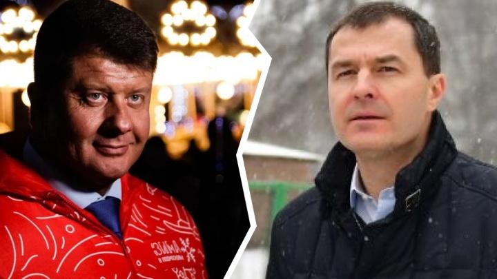 Ярославль нечищеный: бывший мэр подкидывает нынешнему адреса, где нужно заняться дорогами