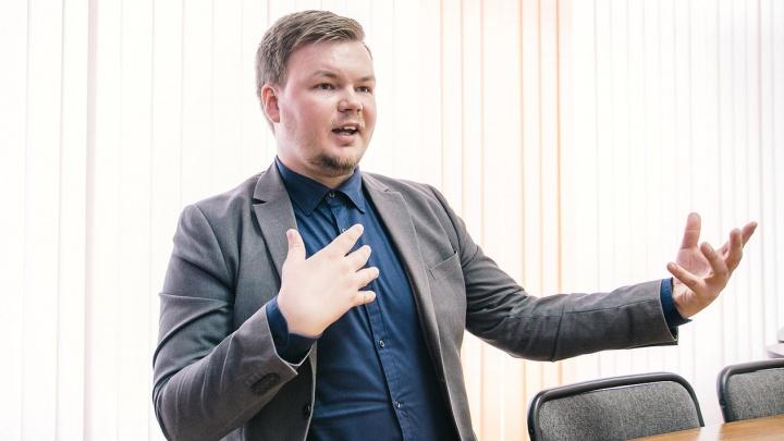 «Однажды я пришёл на урок в простыне»: молодой учитель из Екатеринбурга — о том, как вести историю