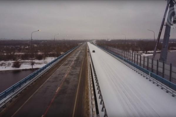 Мост через Ахтубу толком не сдали ни в 2011 году, ни в конце прошлого года
