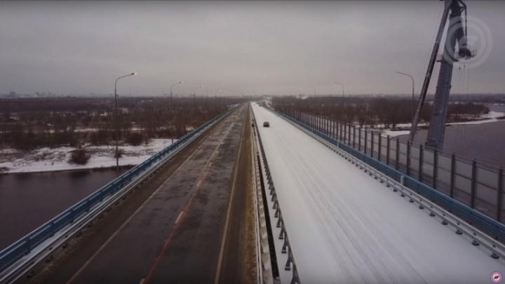 Арбитражный суд ввёл внешнее управление над застройщиком моста в Волгограде