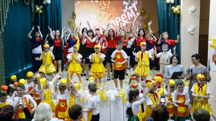 «Такие же, как мы»: старейшая в Волгограде школа-интернат для глухих детей отметила 110-летие