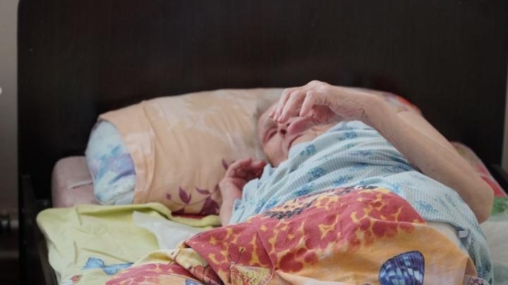 «Cтариков привязывают, а проверку не провести». Павел Миков предложил лицензировать частные приюты