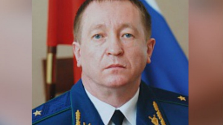 Следователи требуют арестовать первого заместителя прокурора Башкирии