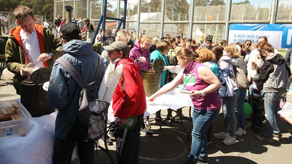 В марафоне примут участие более 3000 человек