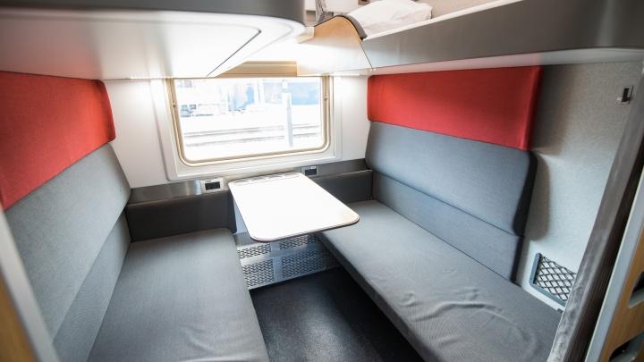 Комфорт на рельсах: показываем новый вагон РЖД