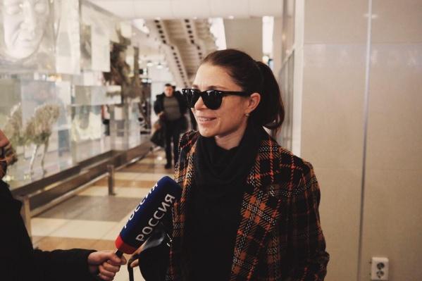 Екатерина Петина исполнит роль Катарины 19 февраля на сцене НОВАТа