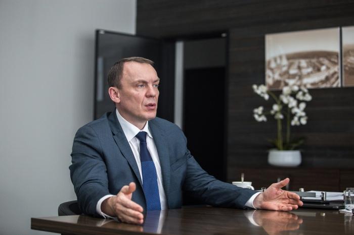 Новый генеральный директор «СИБЭКО» Михаил Кузнецов