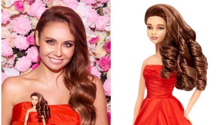 Ляйсан Утяшева стала моделью для новой куклы «Барби»