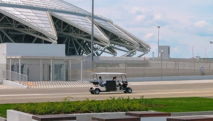 У «Самара Арены» хотят построить крытый футбольный стадион