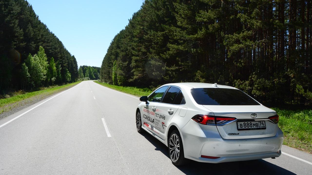 Corolla получила пакет Toyota Safety Sense — автопилот начального уровня