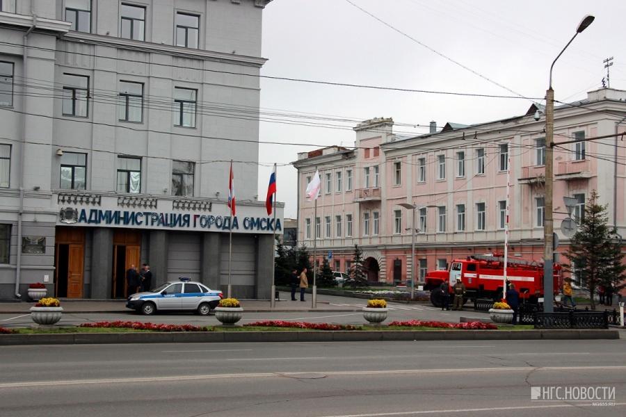 Омск попал втоп-3 городов России почислу массовых эвакуаций