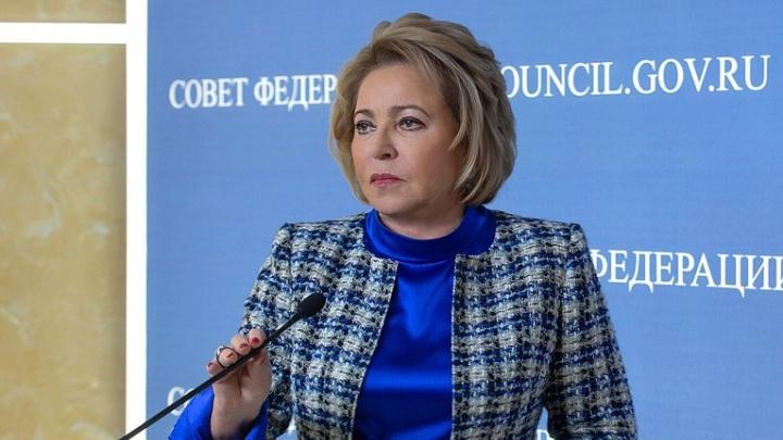 «Будем приезжать на стройку». Валентина Матвиенко проконтролирует строительство Оперного в Перми
