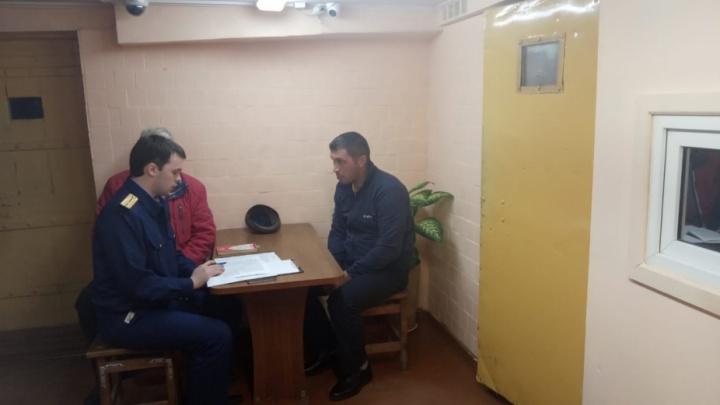 Силовики задержали подозреваемого в поджоге дома в Ростове, где погибли 7 человек