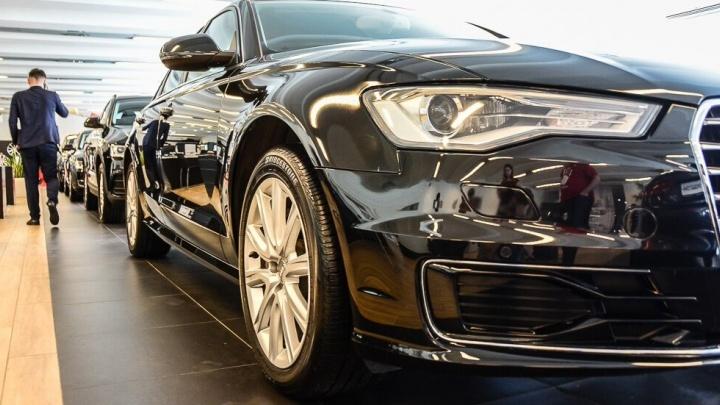 За год подержанные машины в Екатеринбурге подешевели на 10%