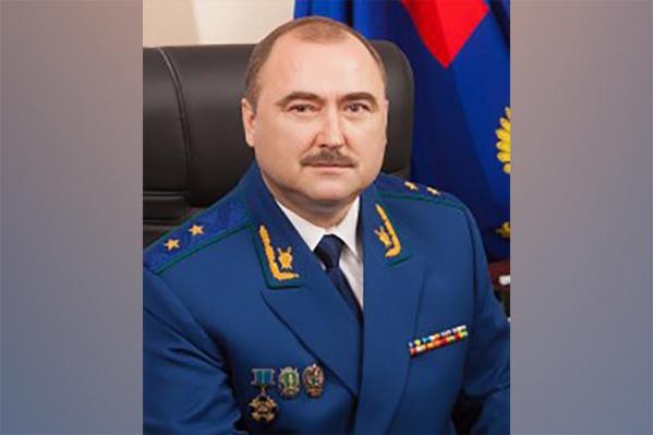 Владимир Фалилеев возглавляет прокуратуру Новосибирской области с мая 2015 года
