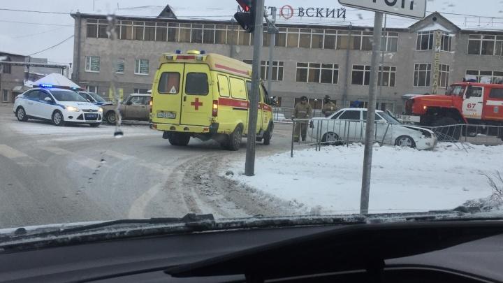 Двум пострадавшим в ДТП на Ватутина помогла случайная скорая